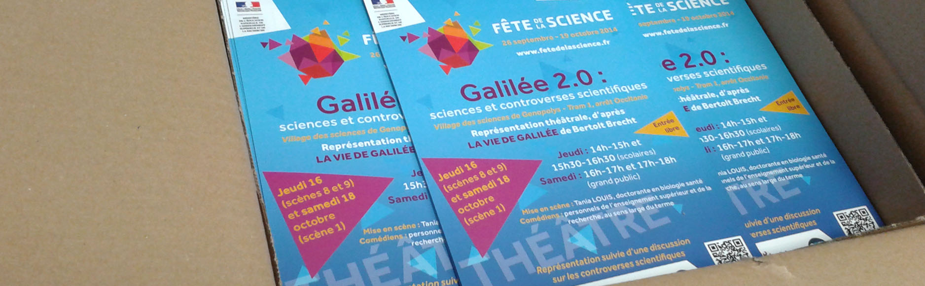Flyers de Galilée 2.0